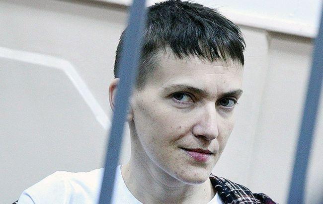Порошенко: Савченко погодилася припинити голодування