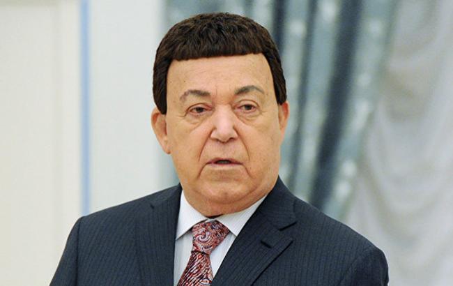 В Україні позбавили Кобзона всіх державних нагород