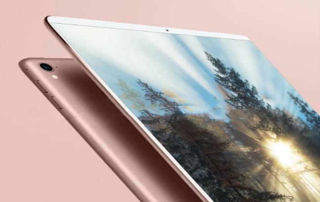 Apple выпустит безрамочный iPad с дисплеем 10,5 дюймов