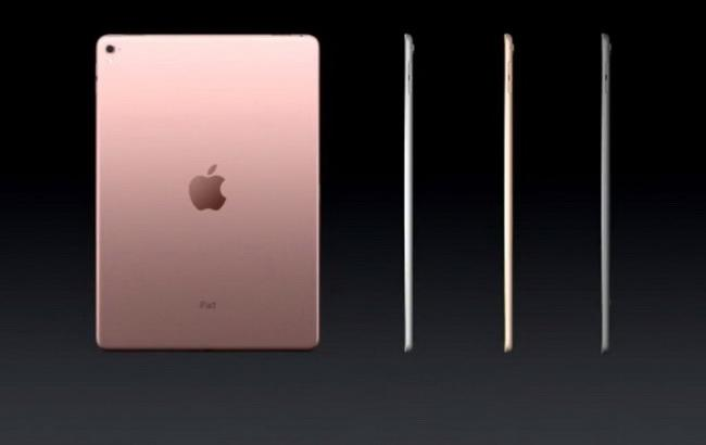 """Фото: """"яблочные"""" планшеты iPad"""
