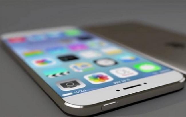 Фото: новый iPhone