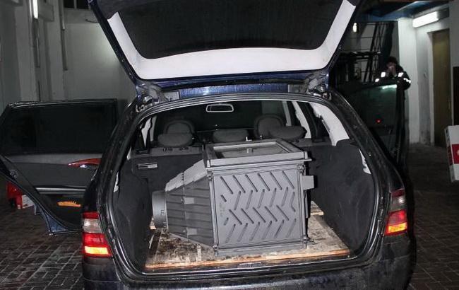 Фото: вартість вилученого товару перевищила 300 тисяч гривень (прес-служба ДПС)