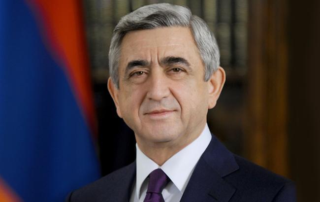Екс-президент Вірменії Саргсян обраний прем