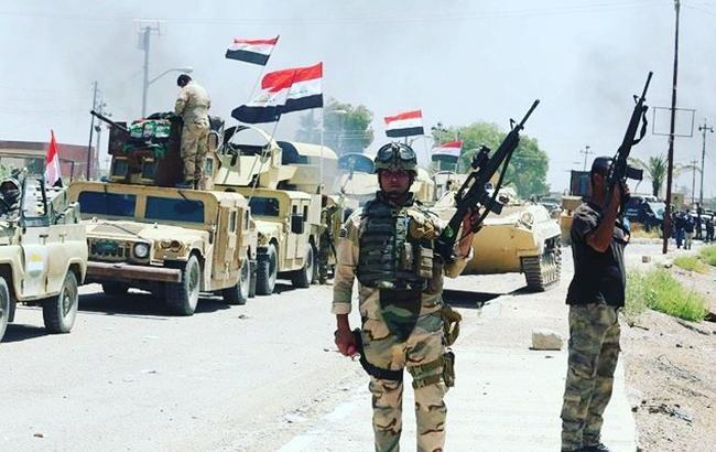 Фото: иракская армия (twitter.com/IRAQI NATIONAL ARMY)