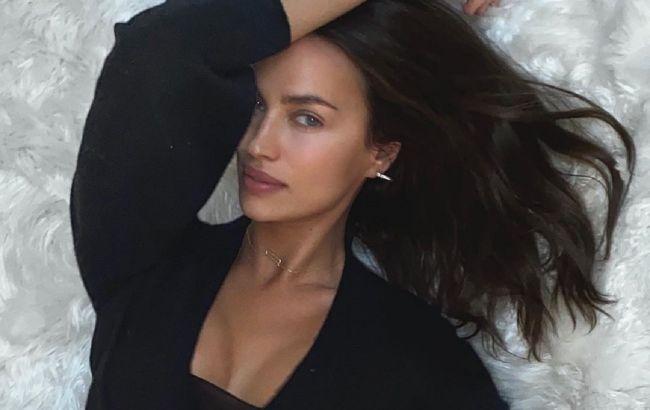 Женщина-вамп: Ирина Шейк показала роскошное тело в провокационной кампании нижнего белья