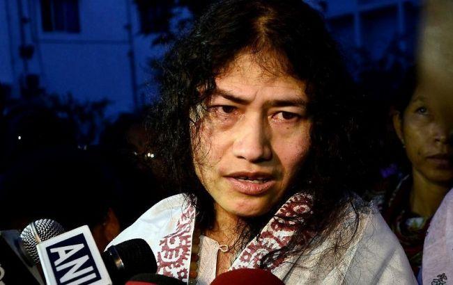 Фото: Шармила начала голодовку для отмены Акта о специальных полномочиях вооруженных сил Индии