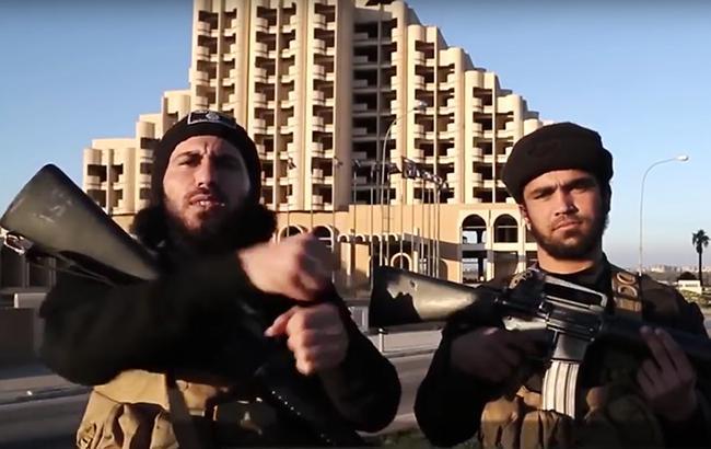 """Відхід з Іраку навряд чи стале поразкою """"Ісламської держави"""" (Фото: screenshot-youtube.com-WSJ)"""