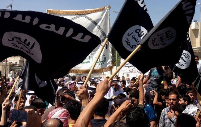 Фото: ИГИЛ запугивает местное население