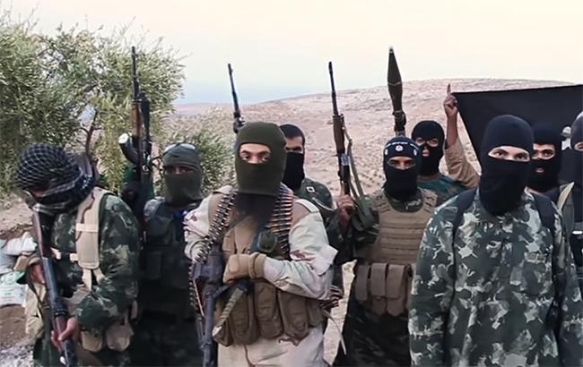 Фото: ІДІЛ (YouTube screenshot)