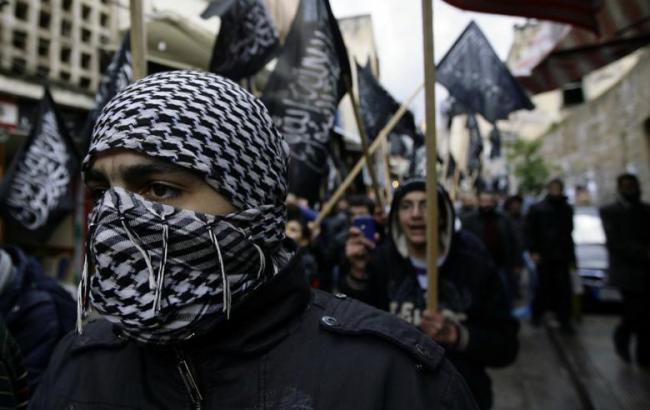 Фото: исламисты
