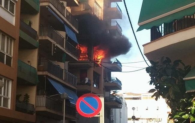 Фото: вибух у будинку в Каталонії