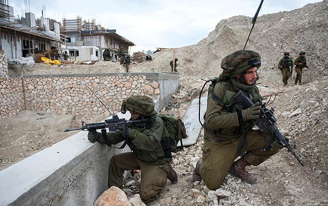 Ізраїль завдав удару по Сектору Газа у відповідь на ракетний обстріл