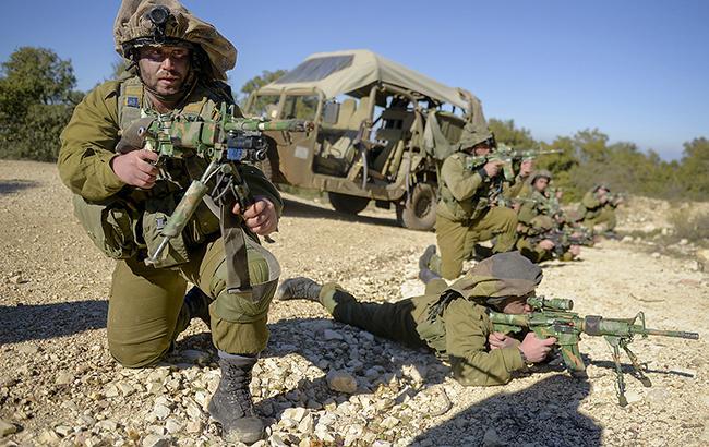 Авіація Ізраїлю завдала удару по сектору Газа у відповідь на ракетний обстріл