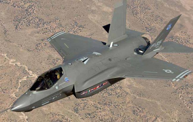 Фото: истребители F-35 Израиль получит к концу года