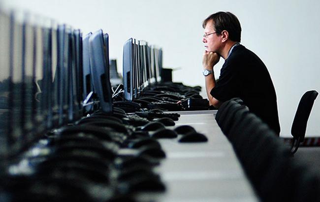 Фото: прогноз глобальних IT-витрат (агрегатор блогів Рунета Gblor)