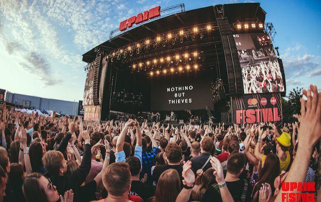 Три дня музыки — в Киеве завершился UPark Festival