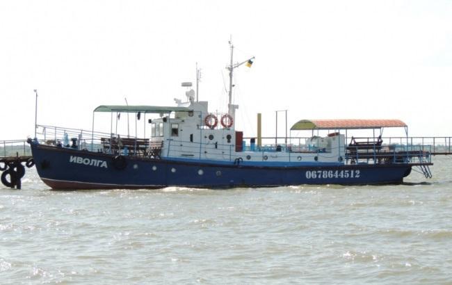 Аварії катера в Затоці