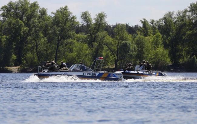 ВКиеве заработал улучшенный департамент водной милиции