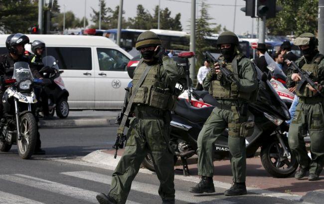 Фото: специальный план был подготовлен министерством внутренней безопасности