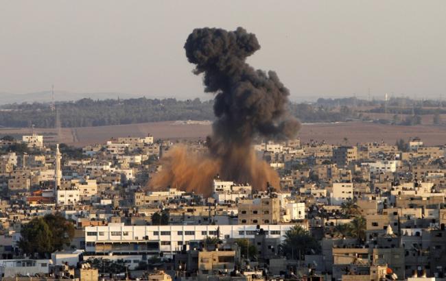 Хамас объявил о 2-х погибших палестинцах в итоге авиаудара Израиля