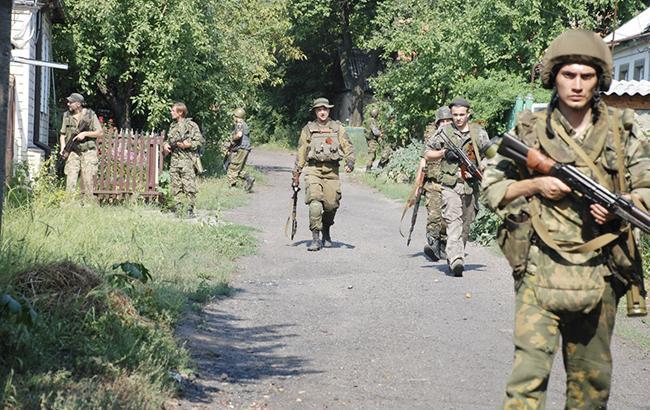 За добу на Донбасі зменшилася кількість обстрілів українських позицій, - штаб АТО