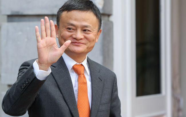 Основатель Alibaba Джек Ма утратил статус самого богатого человека Китая