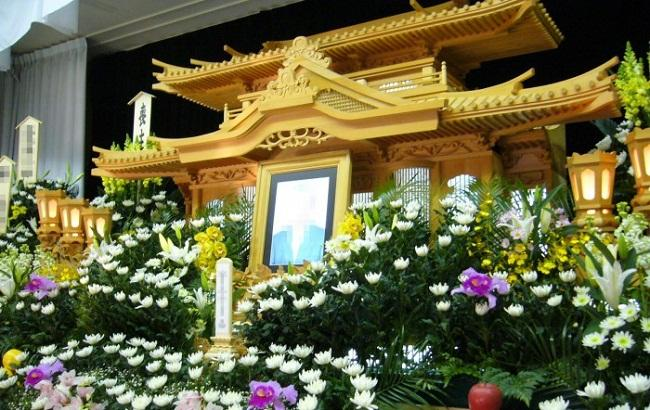 Фото: Китаец организовал фейковые похороны