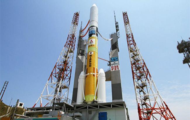 Сорван запуск ракеты н2а