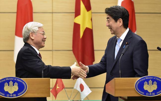 Вьетнамские коммунисты высадились в Японии