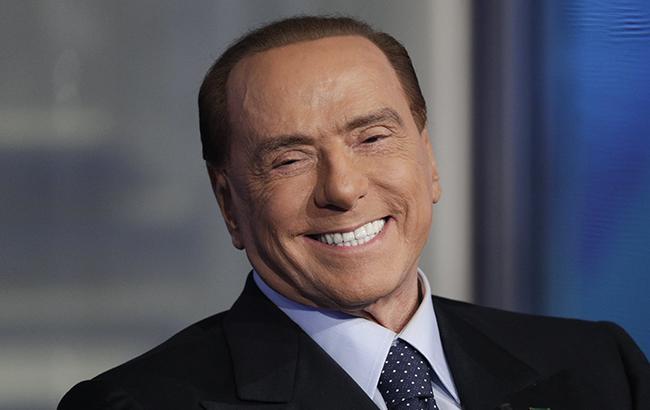 Наглядовий суд Мілана реабілітував екс-прем'єра Італії Берлусконі