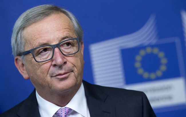 Фото: президент Еврокомиссии Жан-Клод Юнкер