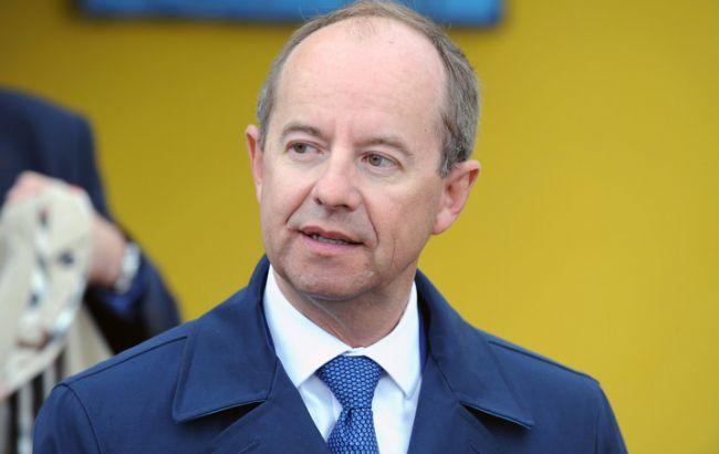 Фото: министр юстиции Франции Жан-Жак Урвуа
