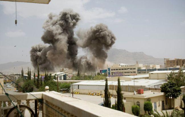 Фото: авіаудар був нанесений по школі в Ємені