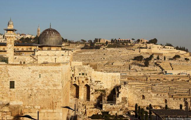 Фото: Иерусалим, Старый город