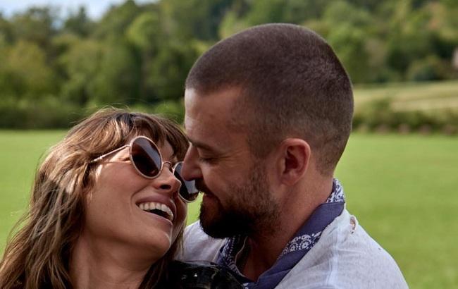 Фото: Джессіка Біл і Джастін Тімберлейк (instagram.com/jessicabiel)