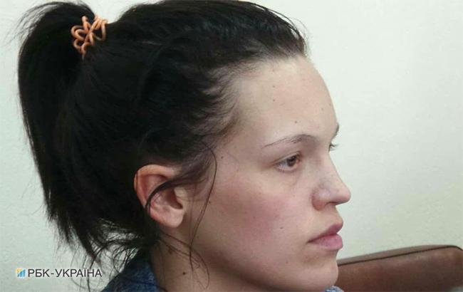Суд арестовал подозреваемую в нападении на участника АТО