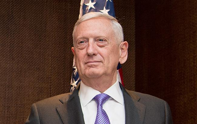 США ніколи не приймуть анексію Криму, - Меттіс