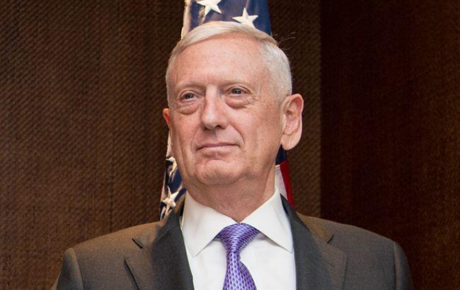 США віддані стратегічному партнерству з Україною, - Меттіс