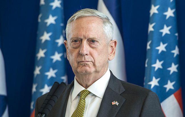 Глава Пентагону заявив про низьку боєздатність збройних сил США