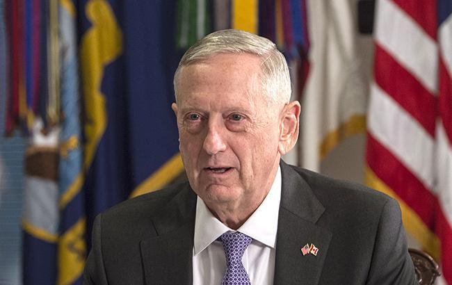 Мэттис выступил с последней речью перед военными США
