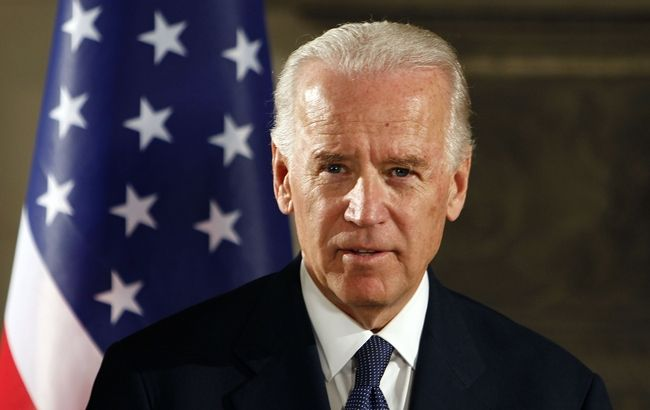 Фото: вице-президент США Джозеф Байден