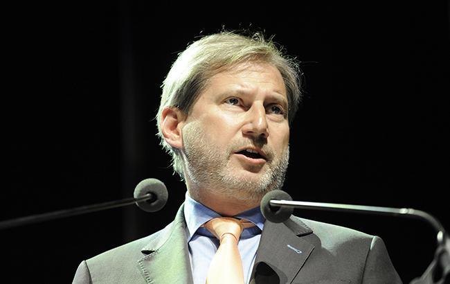 Хан подтвердил готовностьЕС идалее поддерживать реформы вгосударстве Украина - АП
