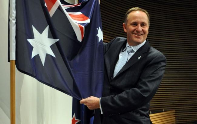Фото: прем'єр-міністр Нової Зеландії Джон Кей