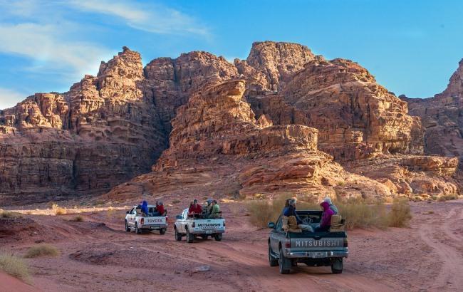 Фото: Йорданія (pixabay.com/mikaelthunberg)