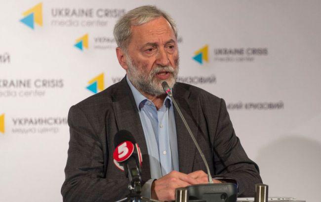 Фото: голова Асоціації єврейських організацій і громад України Йосиф Зісельс
