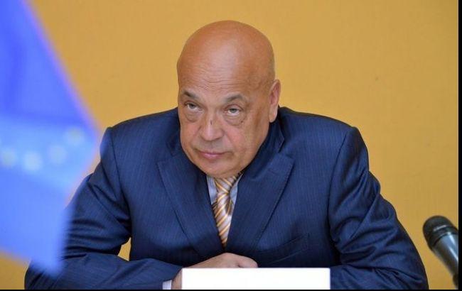 Москаль просить звільнити його з посади голови Закарпатської ОДА