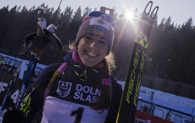 Фото: Юлия Джима (biathlonworld.com)