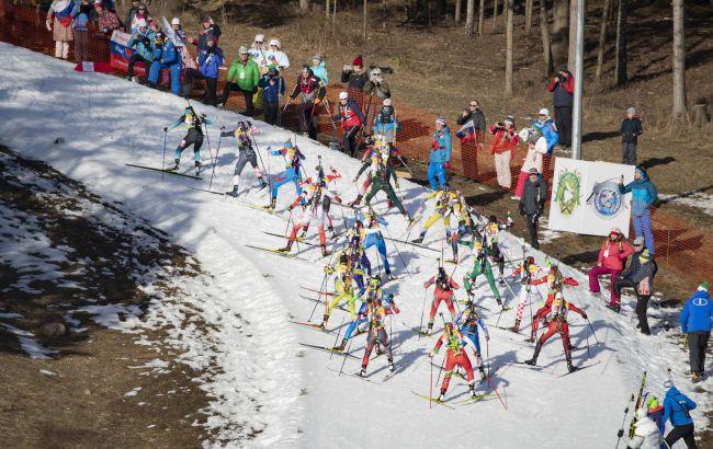 Чемпионат Европы-2020 по биатлону перенесен из-за отсутствия снега
