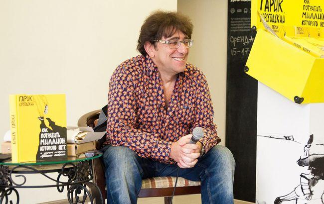 Бизнесмен Гарик Корогодский баллотируется в мэры Киева