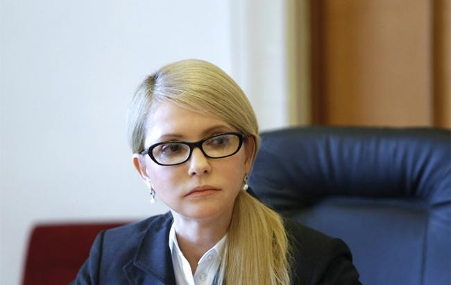 Фото: Юлия Тимошенко показала доходы семьи